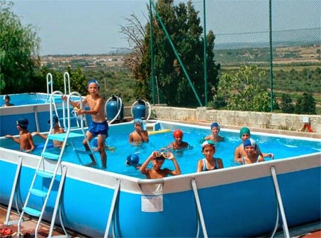 Bể bơi lắp ghép 5m x 10m </br> BL 03