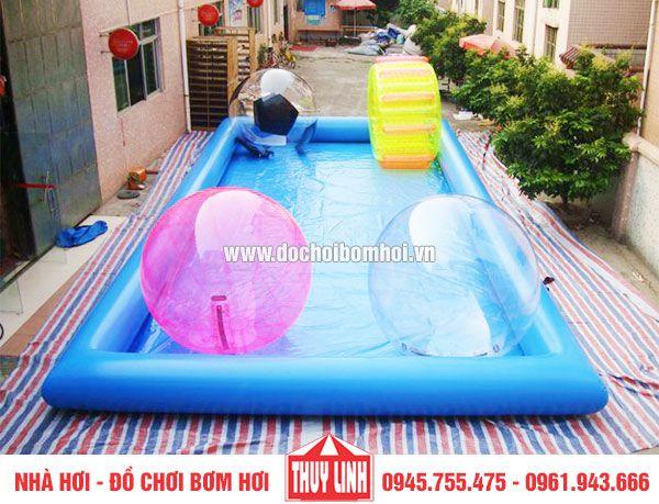 Bể bơi bơm hơi giá rẻ BB02