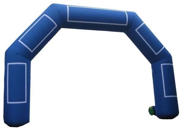 Cổng hơi – cổng chào vuông PVC 03
