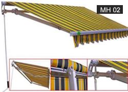 Mái hiên di động 2,8m MH02