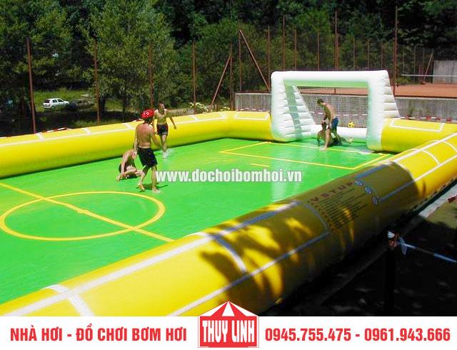 Nhà hơi bóng đá NBD01