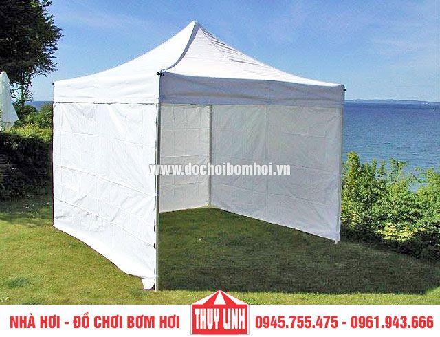 Nhà bạt – nhà lều di động 3×4.5m LX03