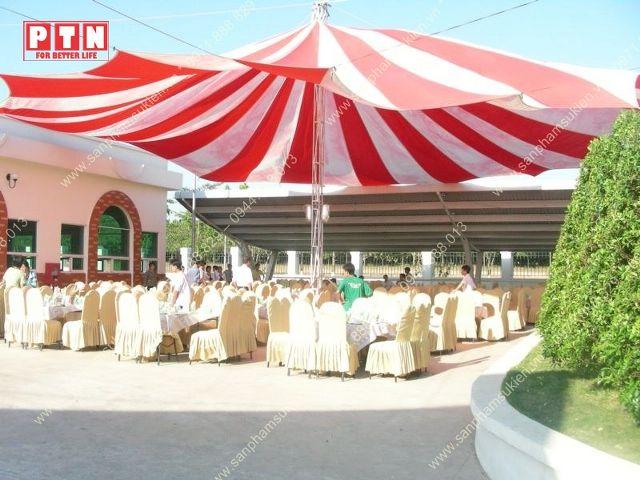 cho thuê dù sự kiện tại Hà Nội