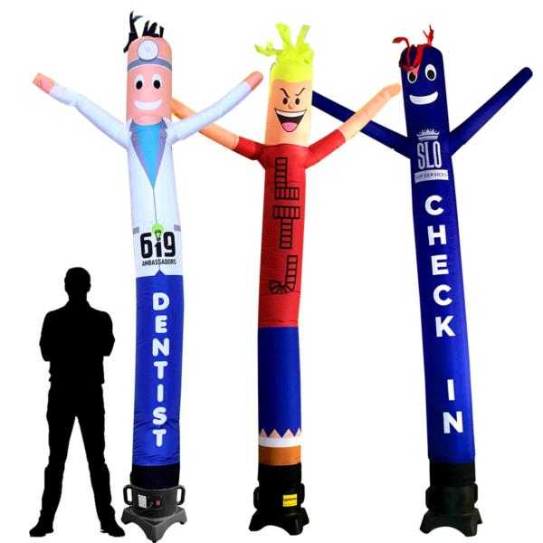 10ft Custom Air Dancers Inflatable Tube Man  15321.1582823710 Xưởng sản xuất dù bạt sự kiện - cổng hơi - nhà bạt