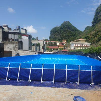 hồ bơi di động lắp ghép chất lượng