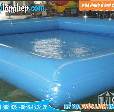 bể bơi bơm hơi rẻ đẹp