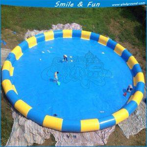 Large Inflatable Pool D 20m Xưởng sản xuất dù bạt sự kiện - cổng hơi - nhà bạt