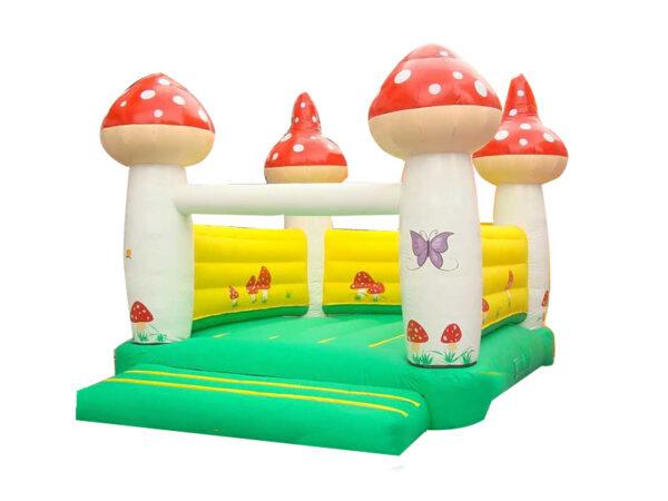 nhà hơi nhỏ xinh cây nấm