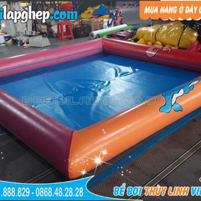 bể bơi bơm hơi rẻ đẹp be boi bom hoi re dep Xưởng sản xuất dù bạt sự kiện - cổng hơi - nhà bạt