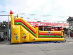 nha hoi lau dai cho be 5m 10m 5 Xưởng sản xuất dù bạt sự kiện - cổng hơi - nhà bạt