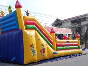 nha hoi lau dai cho be 5m 10m 9 Xưởng sản xuất dù bạt sự kiện - cổng hơi - nhà bạt