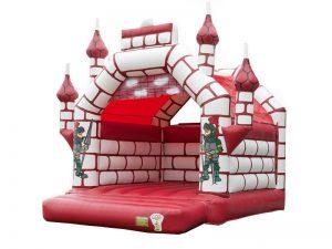 nhà hơi lâu đài mini chất lượng
