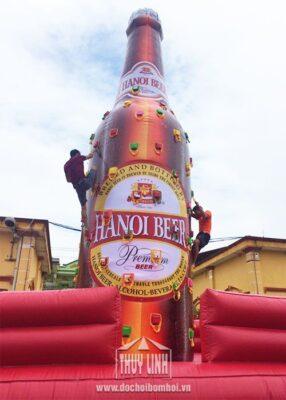 nha hoi leo nui hanoi beer 2 1 Xưởng sản xuất dù bạt sự kiện - cổng hơi - nhà bạt