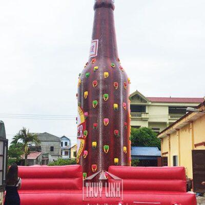 nha hoi leo nui hanoi beer 3 1 Xưởng sản xuất dù bạt sự kiện - cổng hơi - nhà bạt