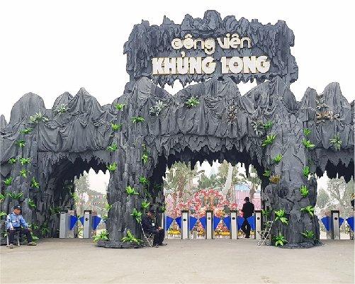 CCV khủng long-TP Ninh Bình